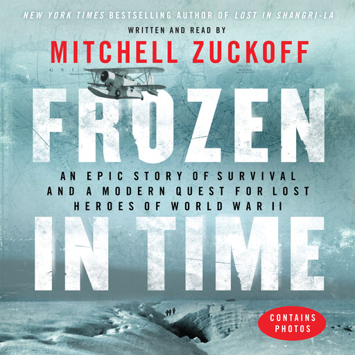 Frozen in Time, Mitchell Zuckoff