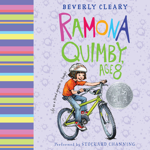 Ramona Quimby, Age 8, Beverly Cleary