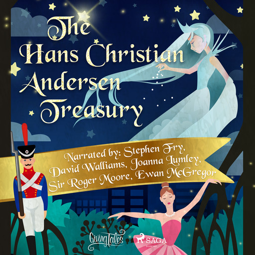 The Hans Christian Andersen Treasury: Bedtime Fairytales, Hans Christian Andersen