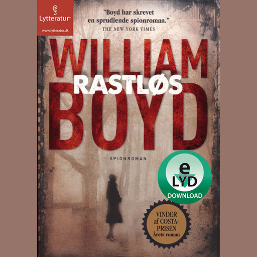Rastløs, William Boyd