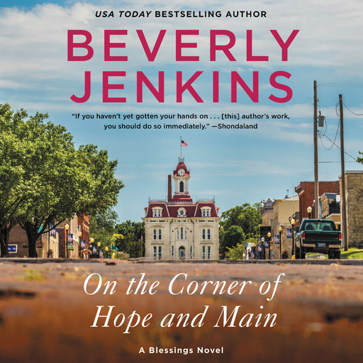 On the Corner of Hope and Main, Beverly Jenkins