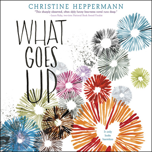 What Goes Up, Christine Heppermann