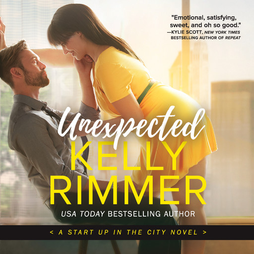 Unexpected, Kelly Rimmer