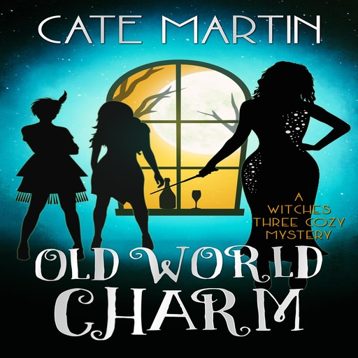 Old World Charm, Martin Cate