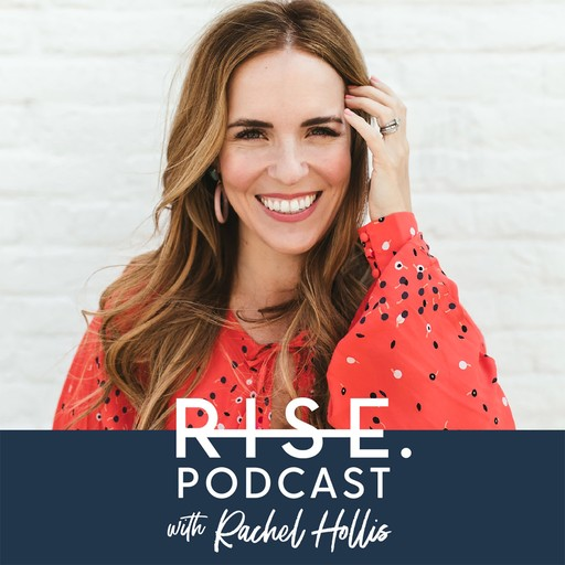 Tips to becoming a better speaker- Communication tips from a TED Talk Speaker, Rachel Hollis