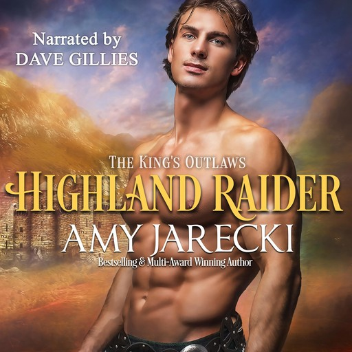 Highland Raider, Amy Jarecki