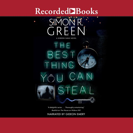 The Best Thing You Can Steal, Simon Green