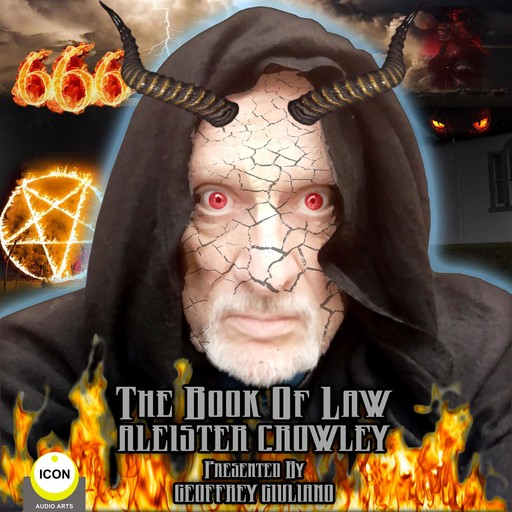 Aleister Crowley; The Book of Law, Geoffrey Giuliano