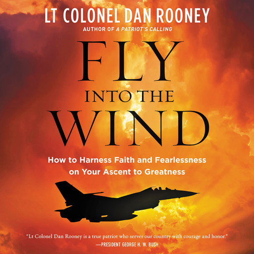Fly Into the Wind, Lt Colonel Dan Rooney