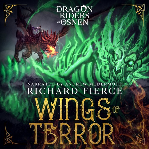 Wings of Terror, Richard Fierce