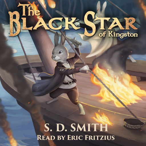 The Black Star of Kingston: Tales of Old Natalia 1, S.D. Smith