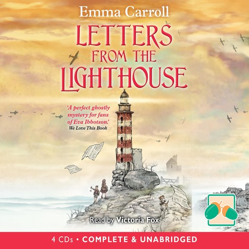 Letters From The Lighthouse, Emma Carroll