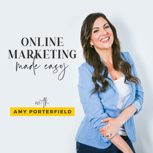 Everything is Figureoutable with Marie Forleo, Amy Porterfield, Marie Forleo