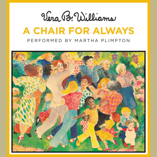 A Chair For Always, Vera B. Williams
