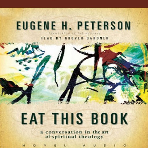 Eat This Book, Eugene H. Peterson