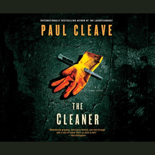 The Cleaner, Paul Cleave