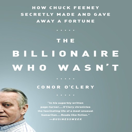 The Billionaire Who Wasn't, Conor O'Clery