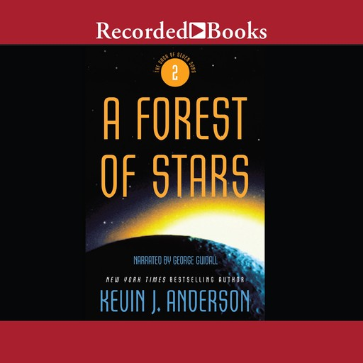 """A Forest of Stars """"International Edition"""", Kevin J.Anderson"""