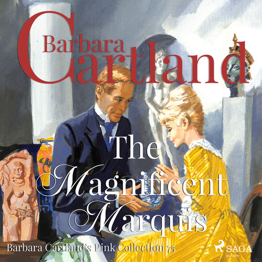 The Magnificent Marquis (Barbara Cartland's Pink Collection 75), Barbara Cartland