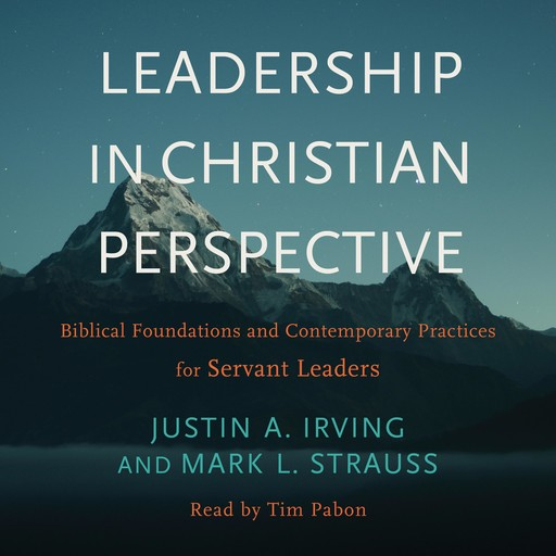 Leadership in Christian Perspective, Mark L. Strauss, Justin A. Irving