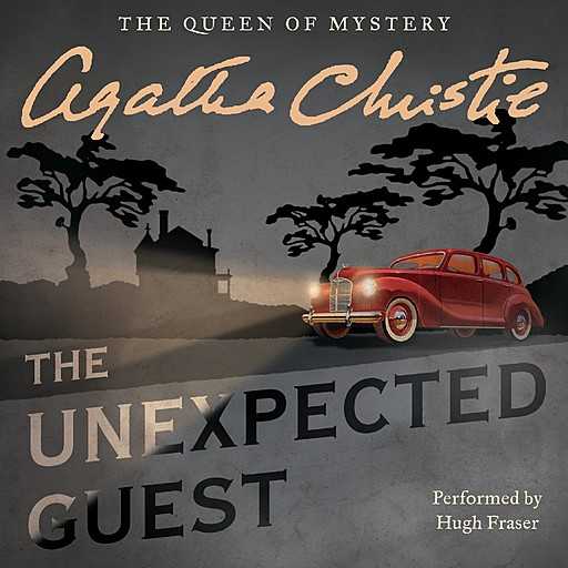 The Unexpected Guest, Agatha Christie