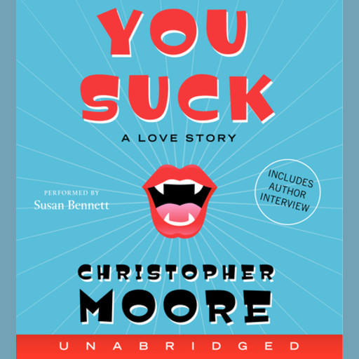 You Suck, Christopher Moore