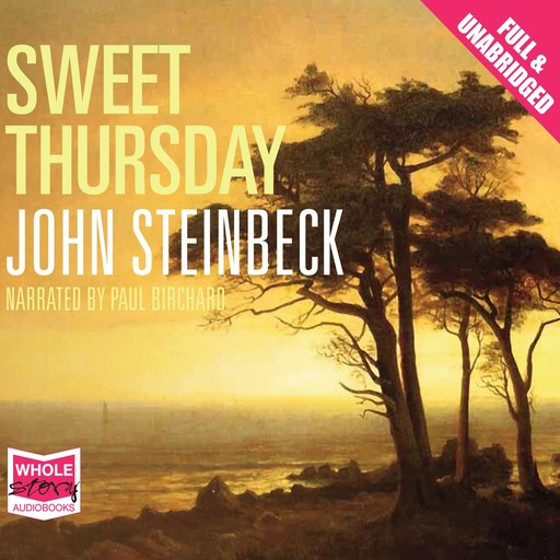 Sweet Thursday, John Steinbeck