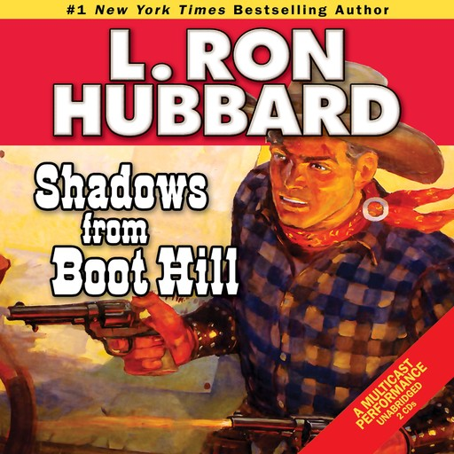 Shadows from Boot Hill, L.Ron Hubbard