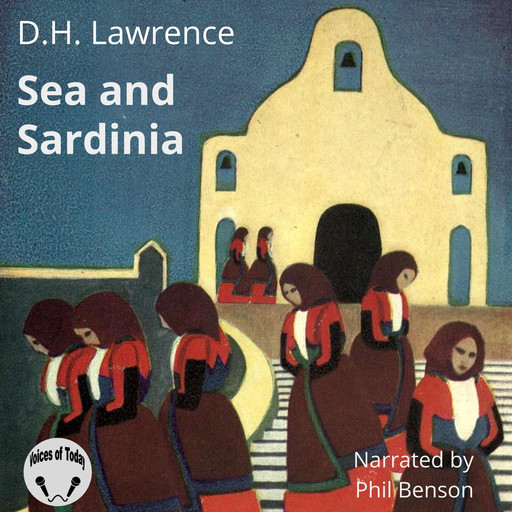 Sea and Sardinia, David Herbert Lawrence