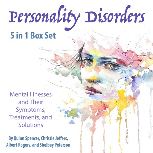 Personality Disorders, Spencer Quinn, Albert Rogers, Christie Jeffers, Shelbey Peterson