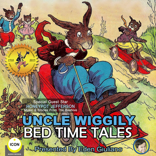 Uncle Wiggily Bed Time Tales, Howard Garis