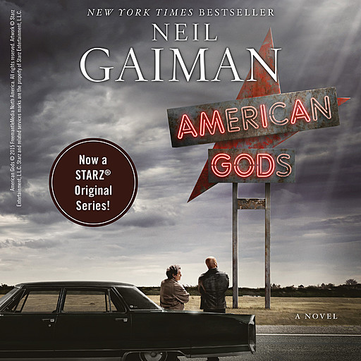 American Gods [TV Tie-In], Neil Gaiman