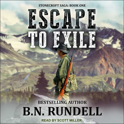 Escape to Exile, B.N. Rundell