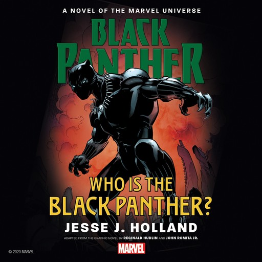 Who Is the Black Panther?, Jesse Holland
