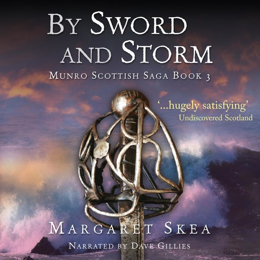 By Sword and Storm, Margaret Skea