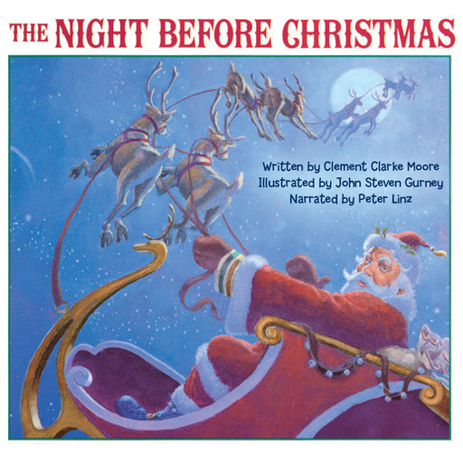 Night Before Christmas, The, Clement Clarke Moore