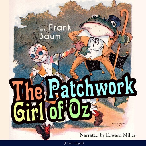The Patchwork Girl of Oz, L. Baum