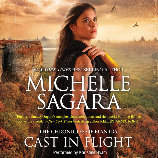 Cast in Flight, Michelle Sagara