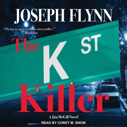 The K Street Killer, Joseph Flynn