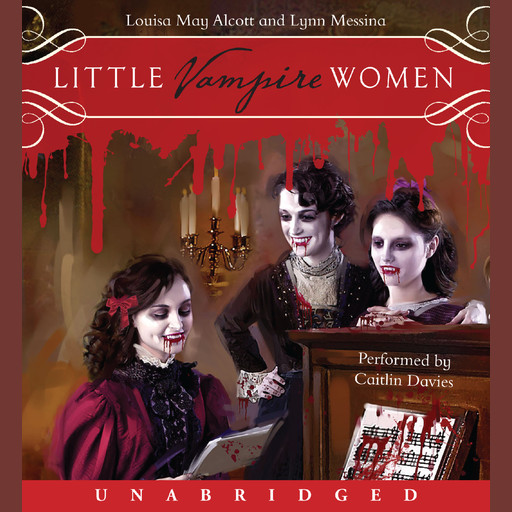 Little Vampire Women, Louisa May Alcott