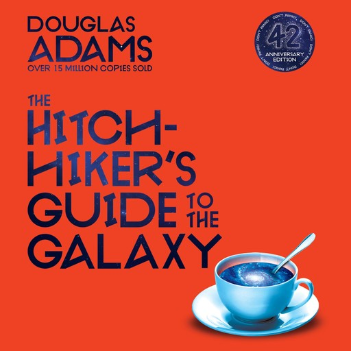 The Hitchhiker's Guide to the Galaxy, Douglas Adams, Steve Leialoha