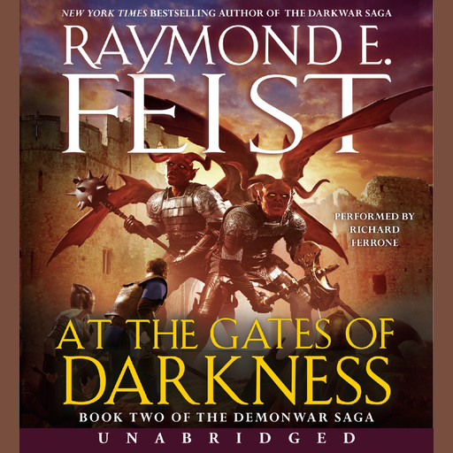 At the Gates of Darkness, Raymond Feist