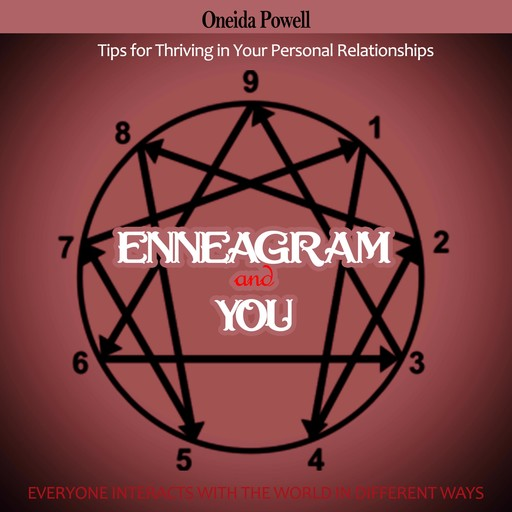 ENNEAGRAM AND YOU - EVERYONE INTERACTS WITH THE WORLD IN DIFFERENT WAYS - Tips for Thriving in Your Personal Relationships, Oneida Powell