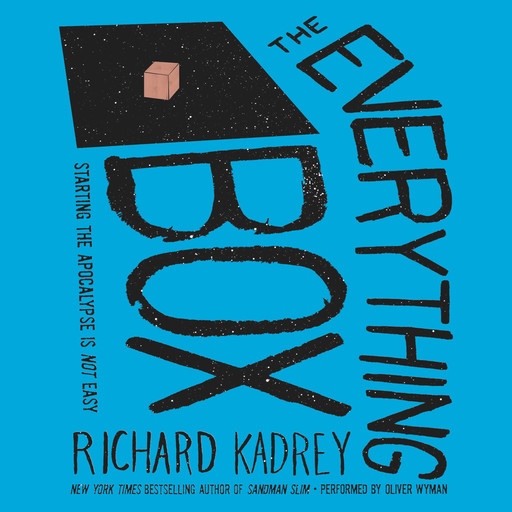 The Everything Box, Richard Kadrey