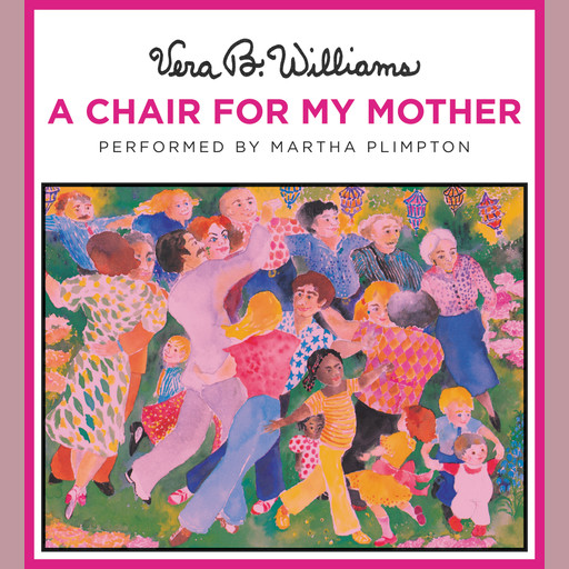 A Chair for My Mother, Vera B. Williams