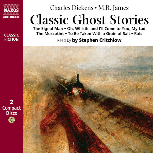 Classic Ghost Stories (selections), Charles Dickens