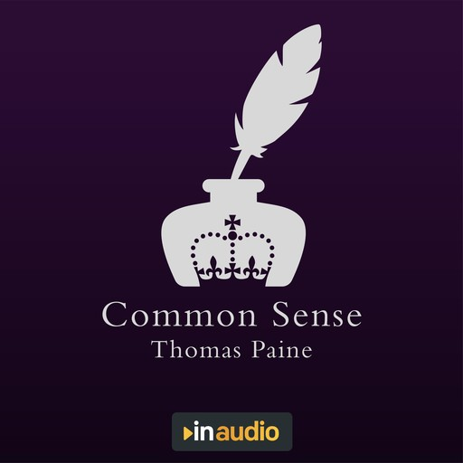 Common Sense, Thomas Paine