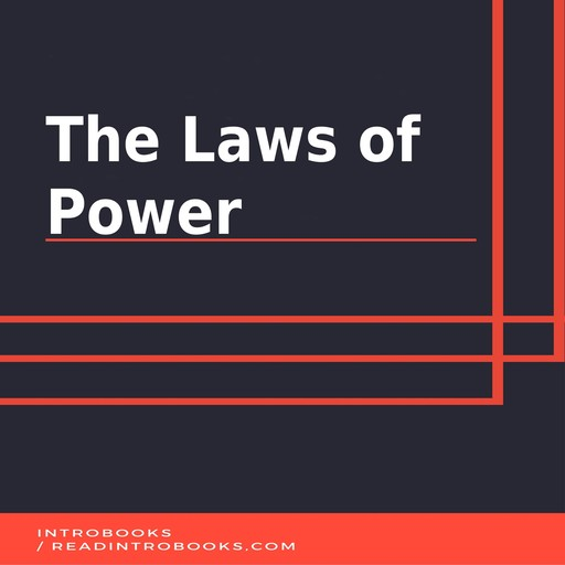 The Laws of Power, IntroBooks