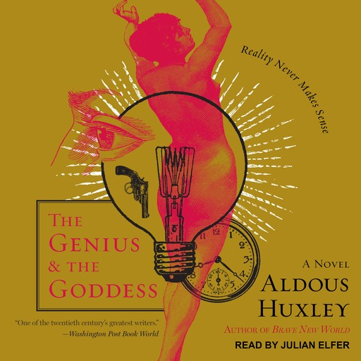 The Genius and the Goddess, Aldous Huxley