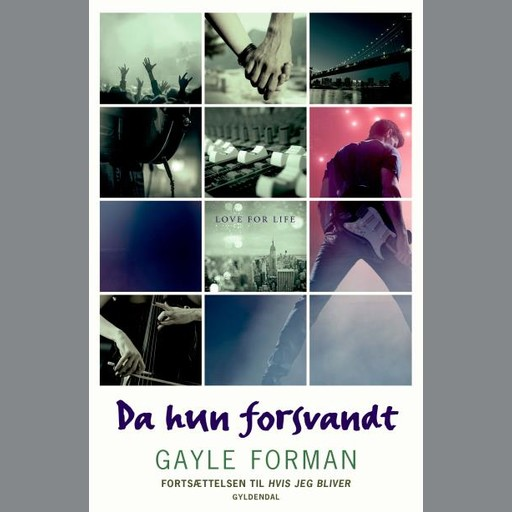 If I stay 2 - Da hun forsvandt, Gayle Forman